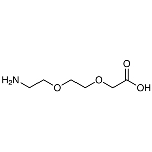 2-[2-(2-Aminoethoxy)ethoxy]acetic Acid