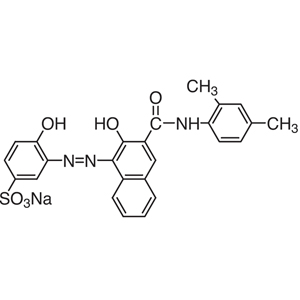 Xylylazo Violet I [Spectrophotometric reagent for Mg]
