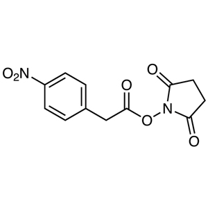 N-Succinimidyl 4-Nitrophenylacetate [for HPLC Labeling]