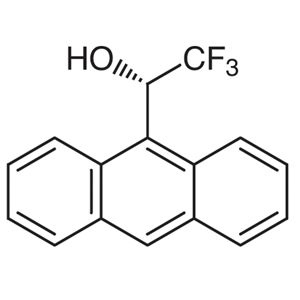 (S)-(+)-2,2,2-Trifluoro-1-(9-anthryl)ethanol [e.e. Determination Reagent by NMR]