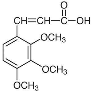 2,3,4-Trimethoxycinnamic Acid
