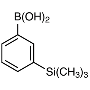 3-(Trimethylsilyl)phenylboronic Acid (contains varying amounts of Anhydride)