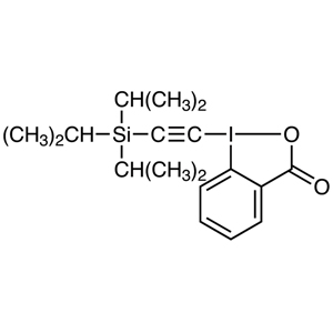 1-[(Triisopropylsilyl)ethynyl]-1,2-benziodoxol-3(1H)-one