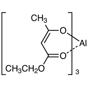 Tris(ethyl Acetoacetato)aluminum(III) (contains ca. 2% 2-Butanol at maximum)